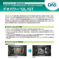 グリストラップ・雑排水浄化剤 デオパワー®GL/GT