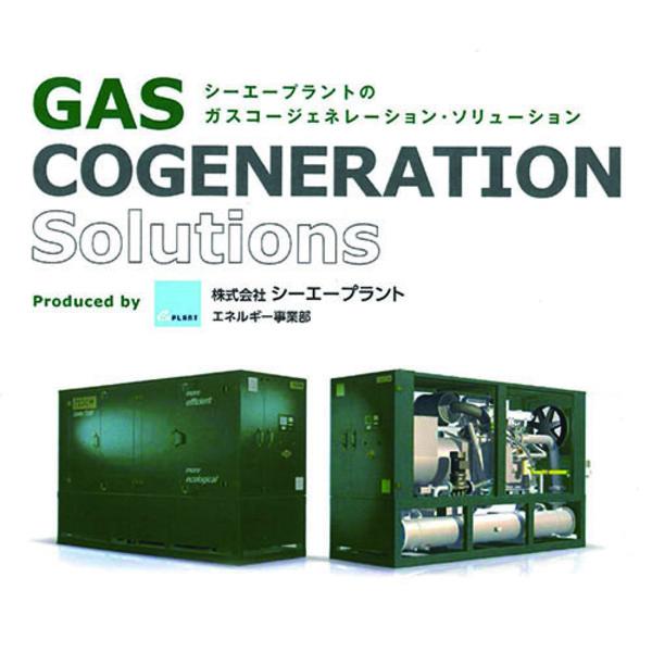 常用/非常用にガス発電機